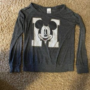 Mickey Mouse sweatshirt from Disney size M